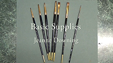 Basic Supplies by Jeanne Downing
