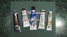 Introduction to Oil Paints with Jeanne Downing